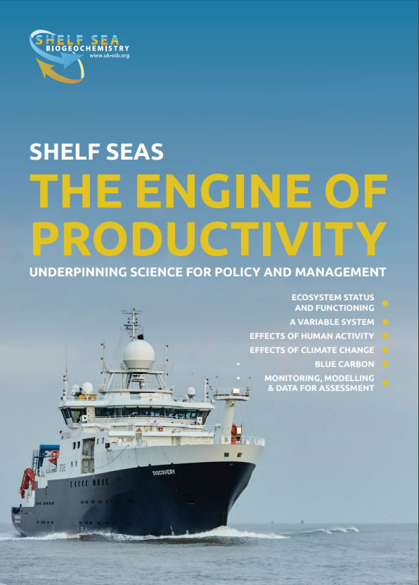"Download ""Shelf Seas: the engine of productivity - underpinning science for policy and management"" as a pdf"